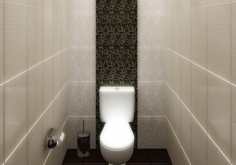 туалет кафель фото